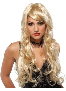 Supermodel Blonde Wig For Women