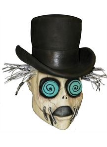 The Conductor Latex Mask For Halloween