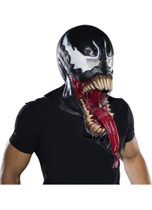 Villain Venom Adult Latex Mask