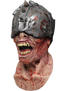 Waldhar Warrior Latex Mask For Halloween