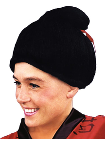 Wig For Japanese Girl Black