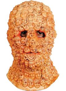 Willies Retro Latex Mask For Halloween