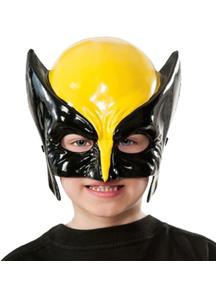 Wolverine Mask For Children