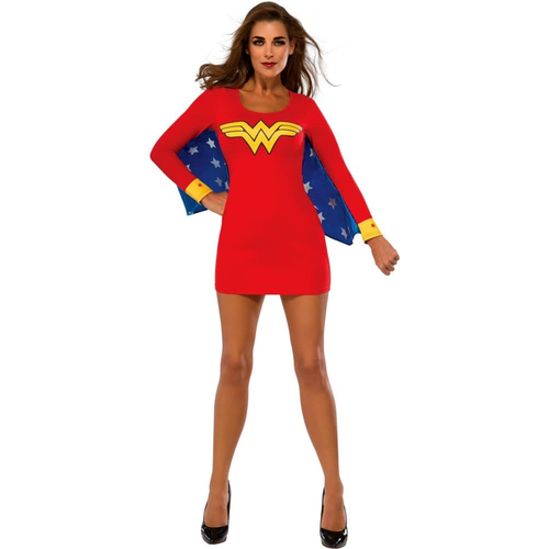 Sexy Wonder Woman Adult Costume - 20968