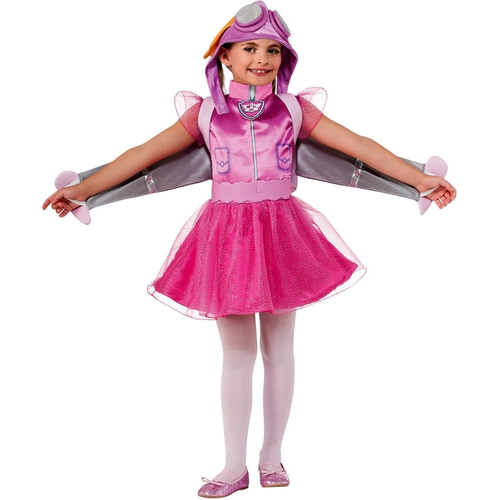 Skye Costume For Children From Paw Patrol