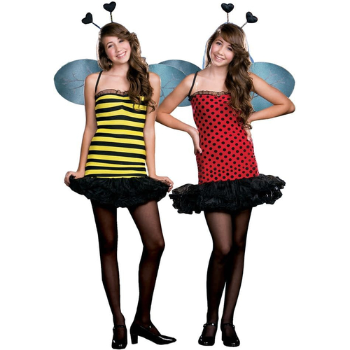 Bee/Lady Bug Teen Costume