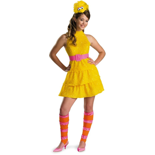 Big Bird Child Costume