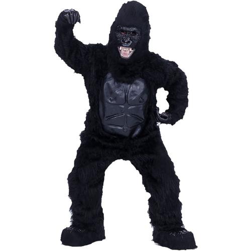 Black Gorilla Adult Costume