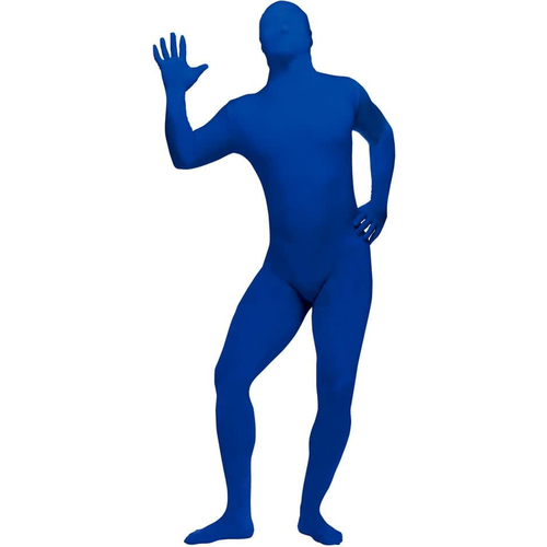 Blue Skin Teen Costume