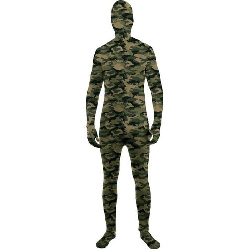 Camo Skin Teen Costume