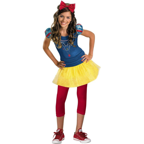 Cool Snow White Teen Costume