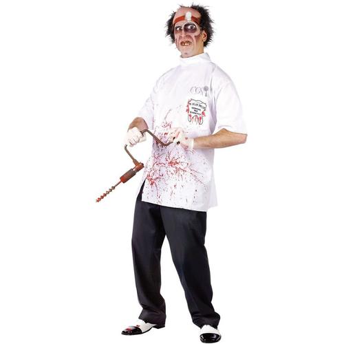 Dr Driller Teen Costume