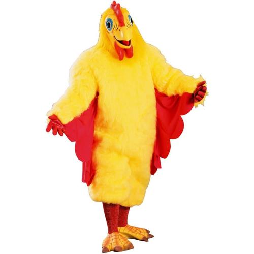 Happy Chicken Adult Costume