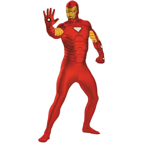 Iron Man Teen Costume