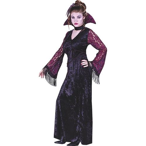 Night Vampiress Teen Costume