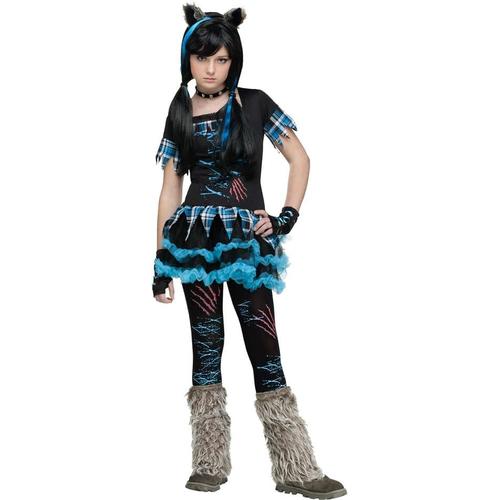 Punk Wolverine Teen Costume