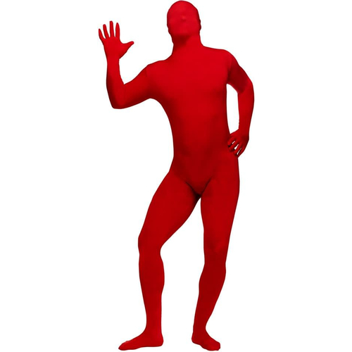 Red Skin Teen Costume