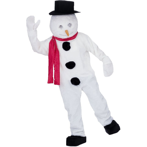 Snow Man Deluxe Costume