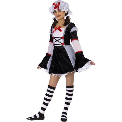 Sweet Rag Doll Teen Costume