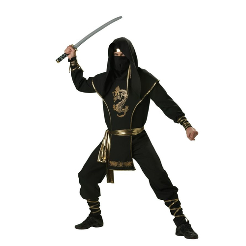 Warrior Ninja Adult Costume