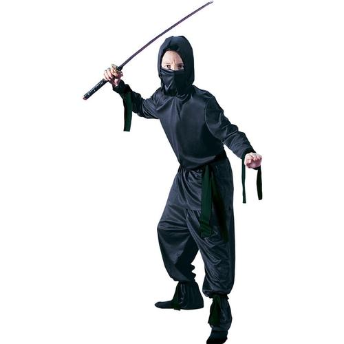 Brave Ninja Child Costume