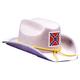 Civil War Hat Econo Grey For All