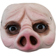 Half Pig Mask For Adults