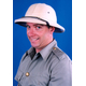 Pith Hat Indian Khaki For Adults