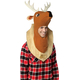 Trophy Head Deer Mask For Adults