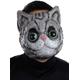 Cat Plastic Face Mask