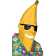 Mr Banana Mask