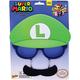 Super Mario Luigi Sunstache