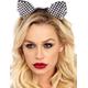 Cat Ears Silver Adult
