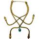 Cleopatra Snake Neaklace