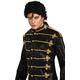 Michael Jackson Military Jacket Adult