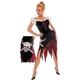 Skull Pirate Women Costume