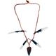 Native Warrior Arrowhead Neckl