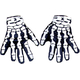 Glove Skeleton Hand Not Glow