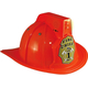 Jr Fire Chief Helmet Ages 5 Up