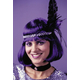 Dark Purple Wig For Women