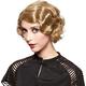 Golden Blonde Wig For Gatsby Girl