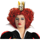 Alice In Wonderland Wig For Red Queen Costume