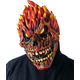 Fearsome Faces Skull Mask For Halloween