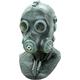 Smoke Latex Mask For Halloween