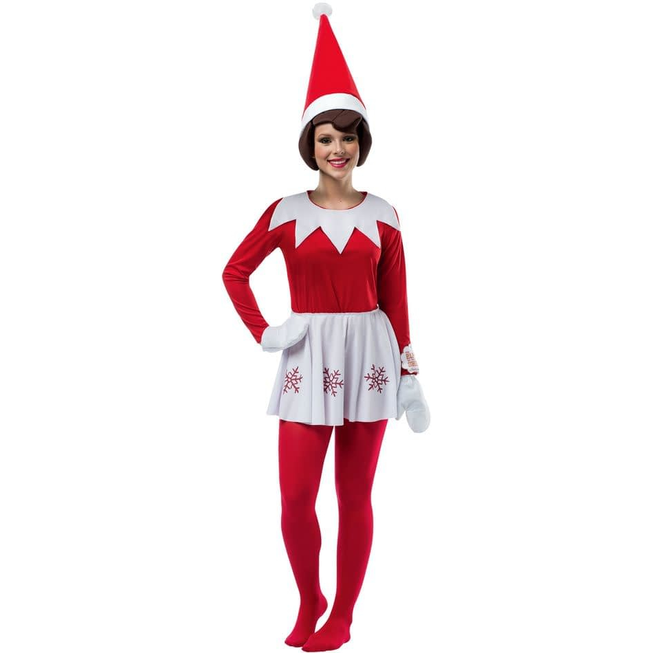 Elf adult costumes fucked movie